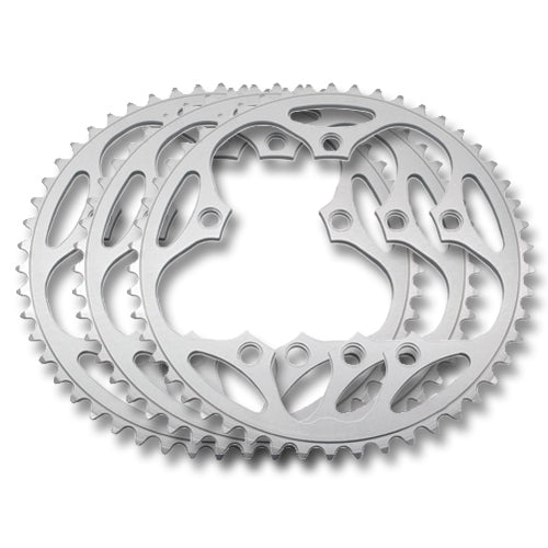 Stronglight Dural 5083 Chainrings 130 PCD | SILVER