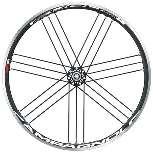 Campagnolo Eurus 2-Way Wheelset Black-Wheels-Roger Garage Custom Bikes