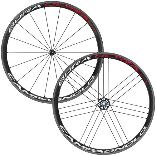 2018 Campagnolo Bora Ultra 35 Clincher Wheelset-Wheels-Roger Garage Custom Bikes