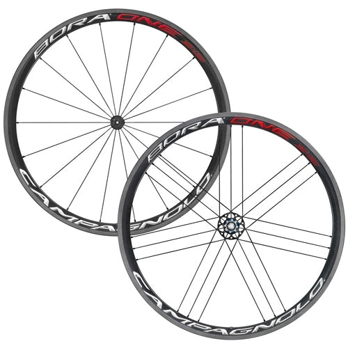 2018 Campagnolo Bora One 35 Clincher Wheelset-Wheels-Roger Garage Custom Bikes