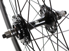 Load image into Gallery viewer, H+SON SL42/BLB TRACK WHEELSET - BLACK