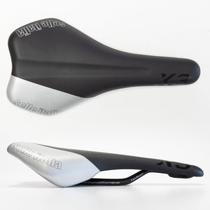 Selle Italia X3 Saddle-Saddles-Roger Garage Custom Bikes