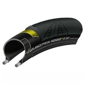 Continental GP4000S II Clincher Folding Tyre