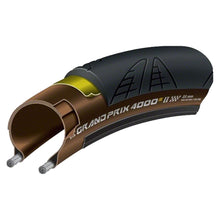 Load image into Gallery viewer, Continental GP4000S II Clincher Folding Tyre