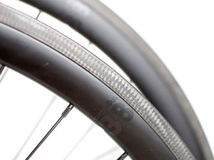 BLB NOTORIOUS 38 WHEELSET - BLACK MSW