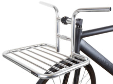 Load image into Gallery viewer, BLB FLAT RAT HANDLEBAR RACK - POLISHED SILVER