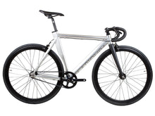 Load image into Gallery viewer, BLB LA PIOVRA ATK FIXIE & SINGLE SPEED BIKE - POLISHED SILVER-New Bikes-Roger Garage Custom Bikes