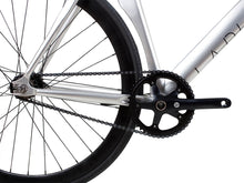 Load image into Gallery viewer, BLB LA PIOVRA ATK FIXIE & SINGLE SPEED BIKE - POLISHED SILVER