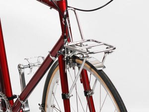 BLB RACK - CHROME-BASKET-Roger Garage Custom Bikes