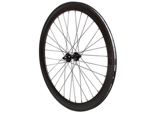 BLB NOTORIOUS 50 FRONT WHEEL - BLACK MSW