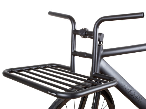 BLB FLAT RAT HANDLEBAR RACK - MATT BLACK