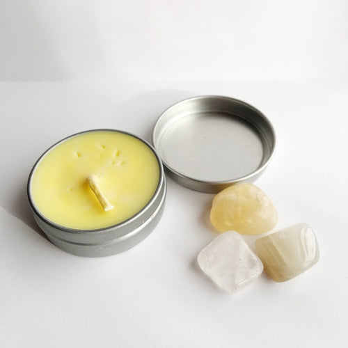 Manifest ~ Intention Essential Oil Candle