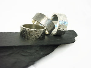 Wedding Band Gift Set