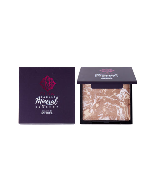 SPARKLE MINERAL BLUSHER - 3 COLOURS