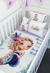 Mermaid Cot Set