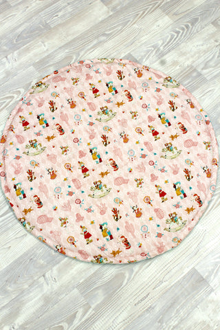 Indian Girl Play Mat - Hoot Designz
