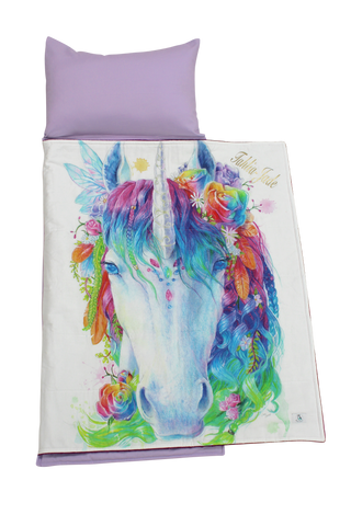 Daycare Nap Mat- Boho Unicorn