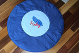 Blue Car Play Mat