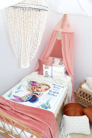 Mermaid-Bed Set
