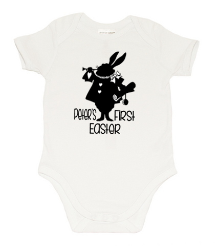 Easter Romper - Peter Rabbit