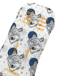 Wolf and moon Pram Liner