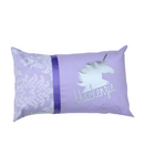 Lace Unicorn Personalised Cushion - Hoot Designz
