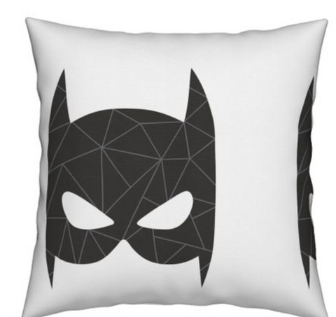 Bat Mask-Bed Set