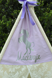 Unicorn Lace Teepee
