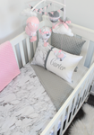 Marble Cot Set