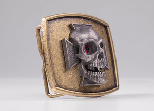 S-009B Skull and Ironcross *
