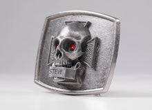 Load image into Gallery viewer, S-009pN Skull and Ironcross personalized