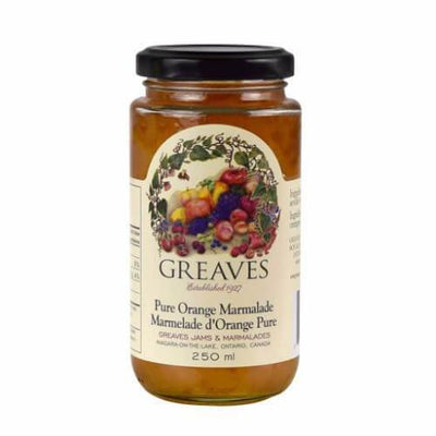 Greaves Pure Orange Marmalade