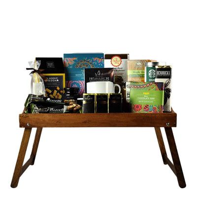 Perfect Morning Tea Gift Basket