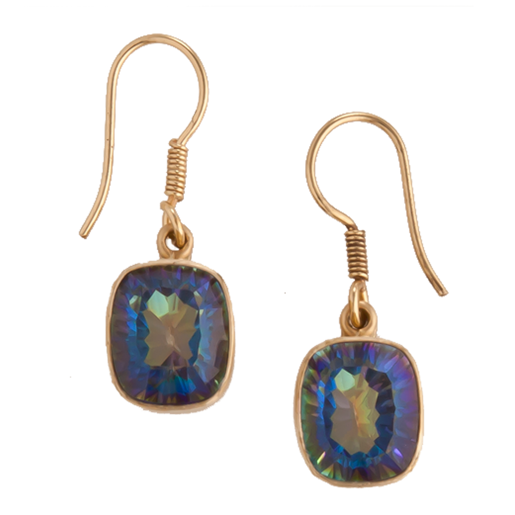 Alchemia Mystic Quartz Drop Earrings