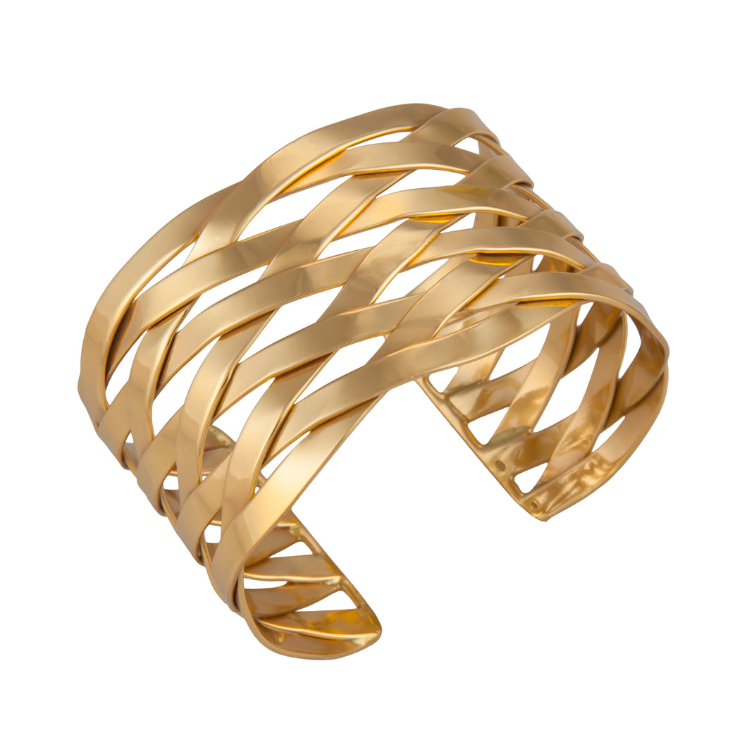 Alchemia Lattice Cuff