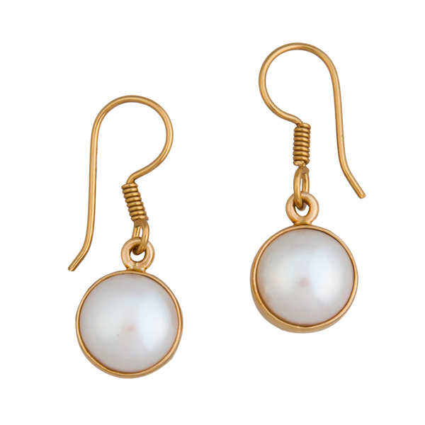 Alchemia Pearl Drop Earrings