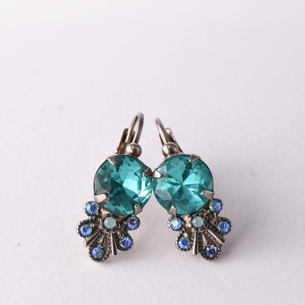 Brilliant Burst Earring