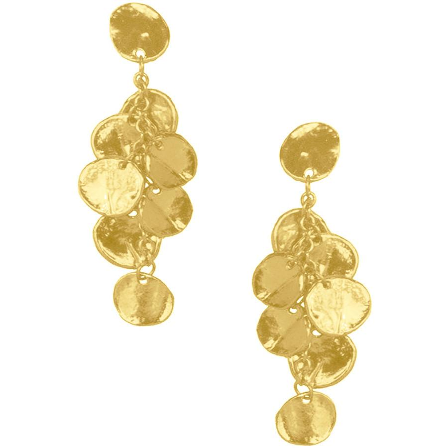 Manon Drop Earring In Gold