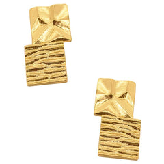 Diane Architectural Earring