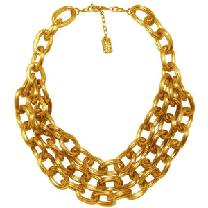 Lana Chunky Necklace in Gold