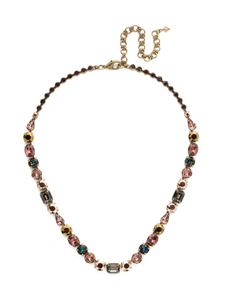 Tansy Line Necklace