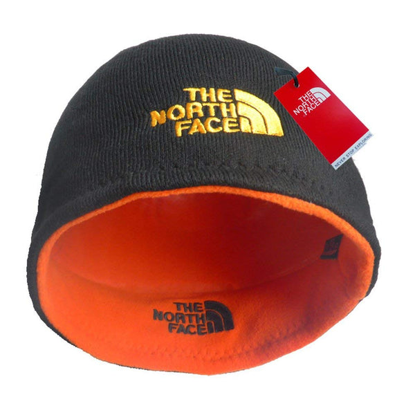 eb893e5e26af4 The North Face Knit Skull Cap Unisex Reversible Beanie Hat for Men and Women