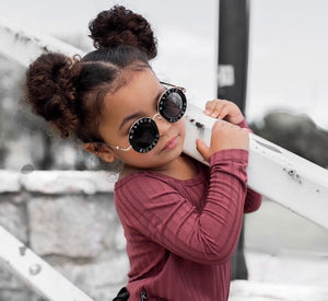 little kids and childrens designer fashion sunglasses