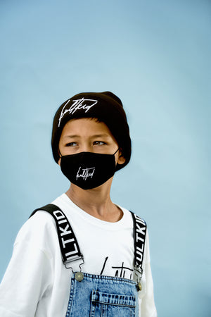 streetwear face masks for little girls and boys