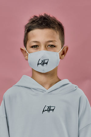 kids boys girls matching co ord fashion face mask covering  social distance
