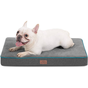 Bedsure Medium Memory Foam Dog Bed