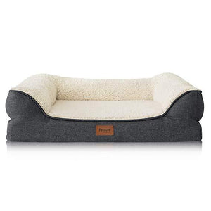 Bedsure Orthopedic Sofa Dog & Cat Bed