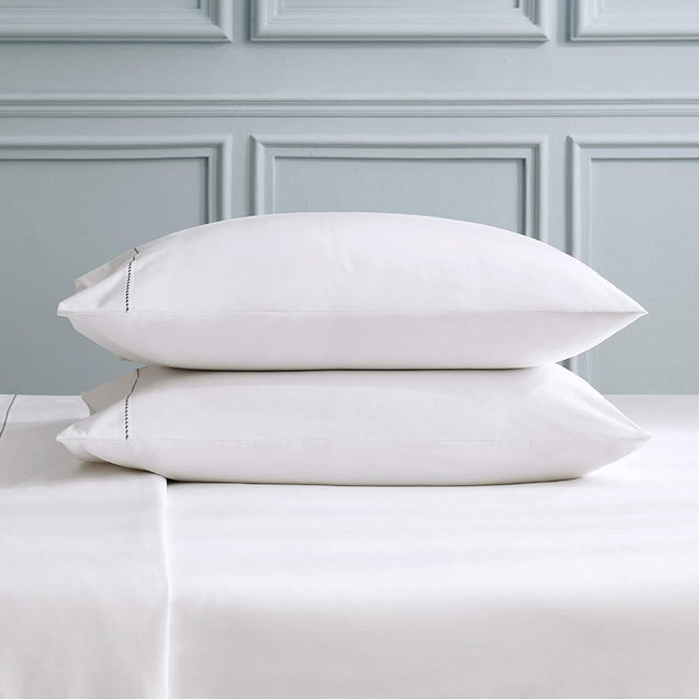 pillowcases of the Bedsure 1000 Thread Count Bed Sheets, 100% Pure Long-Staple Cotton Sheets, 4-Pc Queen Size Sheet Set