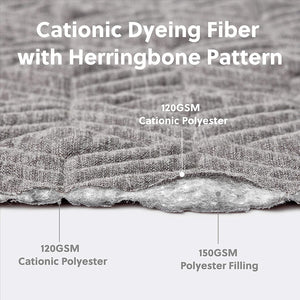 Bedsure Bedspreads  - 120GSM Embossed Cationic Dyeing Coverlet