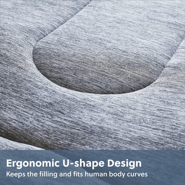 ergonomic u-shape design